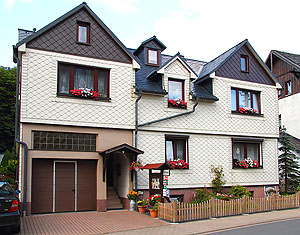 Pension Triebel in Oberhof
